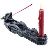 Found it at Wayfair - Dragon of Trelawny Manor Incense Burner Sculptural