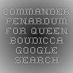 commander penardum for queen boudicca - Google Search