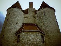 Le château de Nemours <3