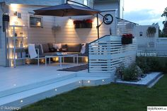 This post contains the most beautiful patio ideas. These ideas suit all budgets and spaces. They will definitely make your outdoor space fascinating. Diy Patio, Backyard Patio, Patio Ideas, Pergola Patio, Outdoor Rooms, Outdoor Living, Outdoor Patios, Outdoor Kitchens, Diy Terrasse