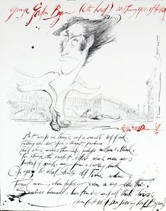 Ralph Steadman  -  Authors, Writers and poets