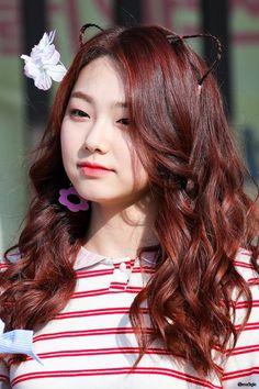 Kang Mina (Gugudan) - MTV The Show Mini Fanmeeting Pics