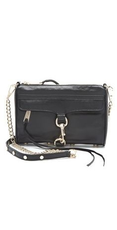 Rebecca Minkoff Mini MAC Bag    $195.00