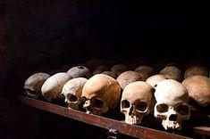 Why?  https://en.wikipedia.org/wiki/Rwandan_Genocide