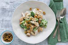 Kijk wat een lekker recept ik heb gevonden op Allerhande! Pasta met broccoli en kip