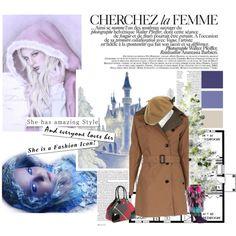 """""""Winter Wear"""" by goldgoldiel on Polyvore"""