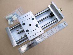 "Z Axis Linear Motion Slide CNC Router DIY Laser Plasma Optics 5 75"" Fast Travel   eBay"
