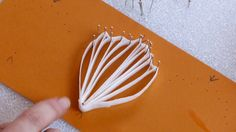 """This is """"Free Tutorial - White Wafer Paper Filigree Flower"""" by Avalon Cakes on Vimeo, the home for high quality videos and the people who love them. Wafer Paper Flowers, Wafer Paper Cake, Icing Flowers, Gum Paste Flowers, Fondant Flowers, Sugar Flowers, Paper Flower Patterns, Paper Flower Tutorial, Cake Decorating Techniques"""