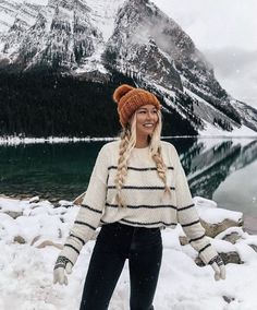 Winter Mode Outfits, Best Casual Outfits, Cozy Winter Outfits, Cute Fall Outfits, Winter Fashion Outfits, Outfits For Teens, Look Fashion, Teen Fashion, Autumn Winter Fashion