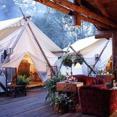 Clayoquot Wilderness Resort, Vancouver Island, BC