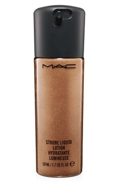 M·A·C 'Temperature Rising - Bronzing Collection' Strobe Liquid Lotion available at #Nordstrom  $31.00