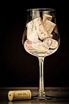 Design your own photo charms compatible with your pandora bracelets. Glass of wine - Verre bouchonné by Gregory Laroche on 500px
