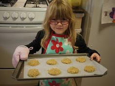 Little Hiccups: Making Anzac Biscuits