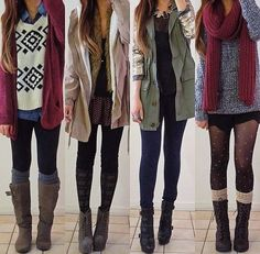Winter is upon us, which means cold weather and scarves. It can be difficult for us fashion-challenged creatures to find a cute outfit that works in this frigid, tempe...