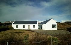 House on Achill. Residential & Conservation Architectural Projects - Aughey O'Flaherty Dublin