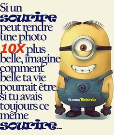 Photo de Les Citations des Minions.