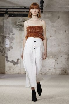 Ellery Spring 2018 Ready-to-Wear  Fashion Show Collection