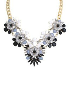 HauteLook | Stand Alone Jewelry Statements: Marquise Blooming Clara Necklace