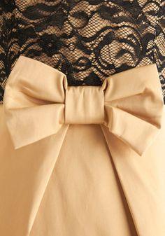 Live, Love, Lavender Dress in Gold, #ModCloth