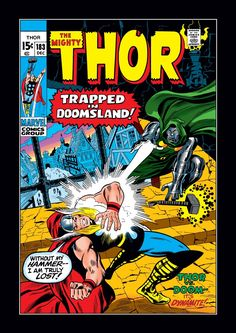 Thor (1966) Issue #183 - Read Thor (1966) Issue #183 comic online in high quality