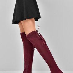 damske-zimne-cizmy-nad-kolena-bordovej-farby-s-nizkym-podpatkom-2 8ce6a88ccb2