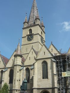 Szeben Notre Dame, Building, Travel, Construction, Trips, Buildings, Viajes, Traveling, Architectural Engineering