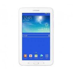 """Tournant sous Android 4.2 Jelly Bean, la Galaxy Tab 3 Lite T110 de Samsung est une tablette multimédia aussi élégante que performante.Boostée par un processeur Dual Core 1,2 Ghz, elle arbore un magnifique écran tactile Capacitif de 7"""", au toucher extrêmement sensible. Conçue essentiellement pour la navigation sur le Web et le divertissement, la Samsung  Galaxy Tab 3 Lite donne accès à une multitude de contenus et d'applications (Samsung Hub, ChatON, Samsung Apps).Equipée du WiFi-N et du ..."""