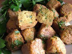 Smak Zdrowia: Falafel