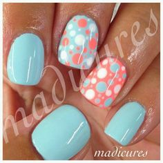 See the World in PINK: Manicure Monday