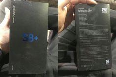 New leaks about the Samsung Galaxy includes information about its display resolution feature and images of the retail box. Pvc Wall Panels, Mobile News, Display Resolution, Retail Box, Tech Gadgets, Galaxy S8, Tech News, How To Make Money, Packaging