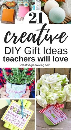Not sure what to give your favorite teacher? Check out these great ideas for gifts you can make that your teacher will actually enjoy! Easy Homemade Gifts, Diy Gifts, Handmade Gifts, Simple Gifts, Love Gifts, Teacher Appreciation Gifts, Teacher Gifts, Personalized Sticky Notes, Teacher Favorite Things