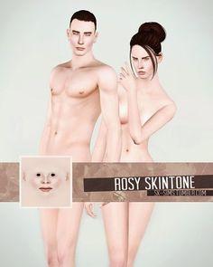 My Sims 3 Blog: Skin Tones