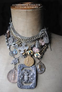 Vintage French Medals