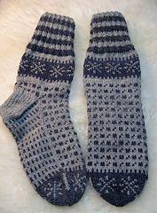 Ravelry: Stjerne over Island sokker pattern by Bitta Mikkelborg
