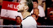 "GIF. CM Punk's ""really?"" face. I miss this mutha f***er!!"