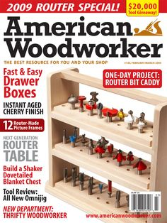 Fast-and-Easy Drawer Boxes - Woodworking Techniques - American Woodworker