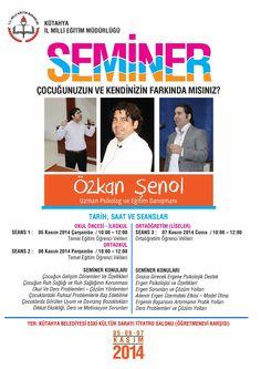 @hsarioz: #KütahyaÖğrenveöğret Seminerimize bütün velilerimizin desteğini bekliyoruz