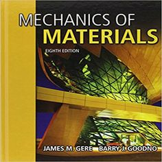 You will download digital wordpdf files for complete test bank for solution manual for mechanics of materials 8th edition by gere and goodno fandeluxe Image collections