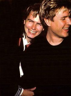 John and Simon, great smiles