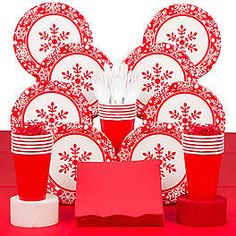 Winter Holiday Ideas, Decorations and Supplies   WholesalePartySupplies.com