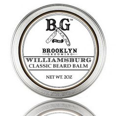 Brooklyn Grooming Beard Balm