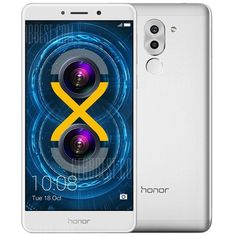 🏷️🐼 Huawei Honor 6X 4G Phablet Global Version-SILVER 3+32Go - 132.65€      #BonsPlans, #Deals, #Discount, #Gearbest, #Huawei, #Promotions, #Réduc