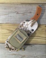 Tops Tahoma Custom Kydex Knife Sheath - Custom Kydex for your Tops Tahoma Field Knife Kydex Sheath, Knife Sheath, Kydex Holster, Paracord, Cleveland, Pouch, Traditional, Accessories, Tops