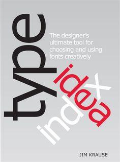 Type Idea Index - Not bad pretty basic