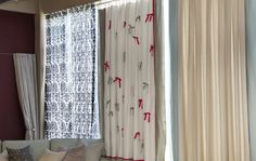 Curtain Fabric, Curtains, How To Find Out, Fabrics, Inspirational, Link, Pretty, House, Ideas