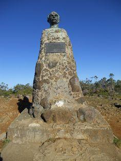 El jueves 21 de mayo de 1953 fue develado el busto de José Martí que corona desde entonces la cima del Turquino. ¿Cómo se hizo?