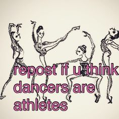 Ummm...YES because I'm an athlete!!! (I dance) dahhhhhhh