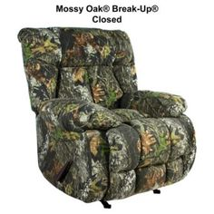 Mossy Oak furniture. I have wanted one of there in max4 for a lifetime