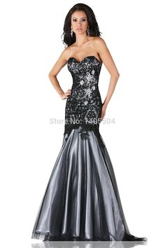 Party Dresses Lace Applique Rhinestone Luxurious Beading Sexy 2015 New Beaded See through crystals Beads Prom Gowns Jewel Sequin Black Prom Dresses, Pageant Dresses, Homecoming Dresses, Beautiful Prom Dresses, Prom Dresses Online, Tulle Prom Dress, Mermaid Prom Dresses, Strapless Dress Formal, Lace Dress