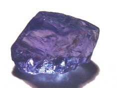 Tanzanite:  A blue-violet beauty from Tanzania, Africa.  Integrates the mind and heart. One of the 12 synergy stones...Lovely..